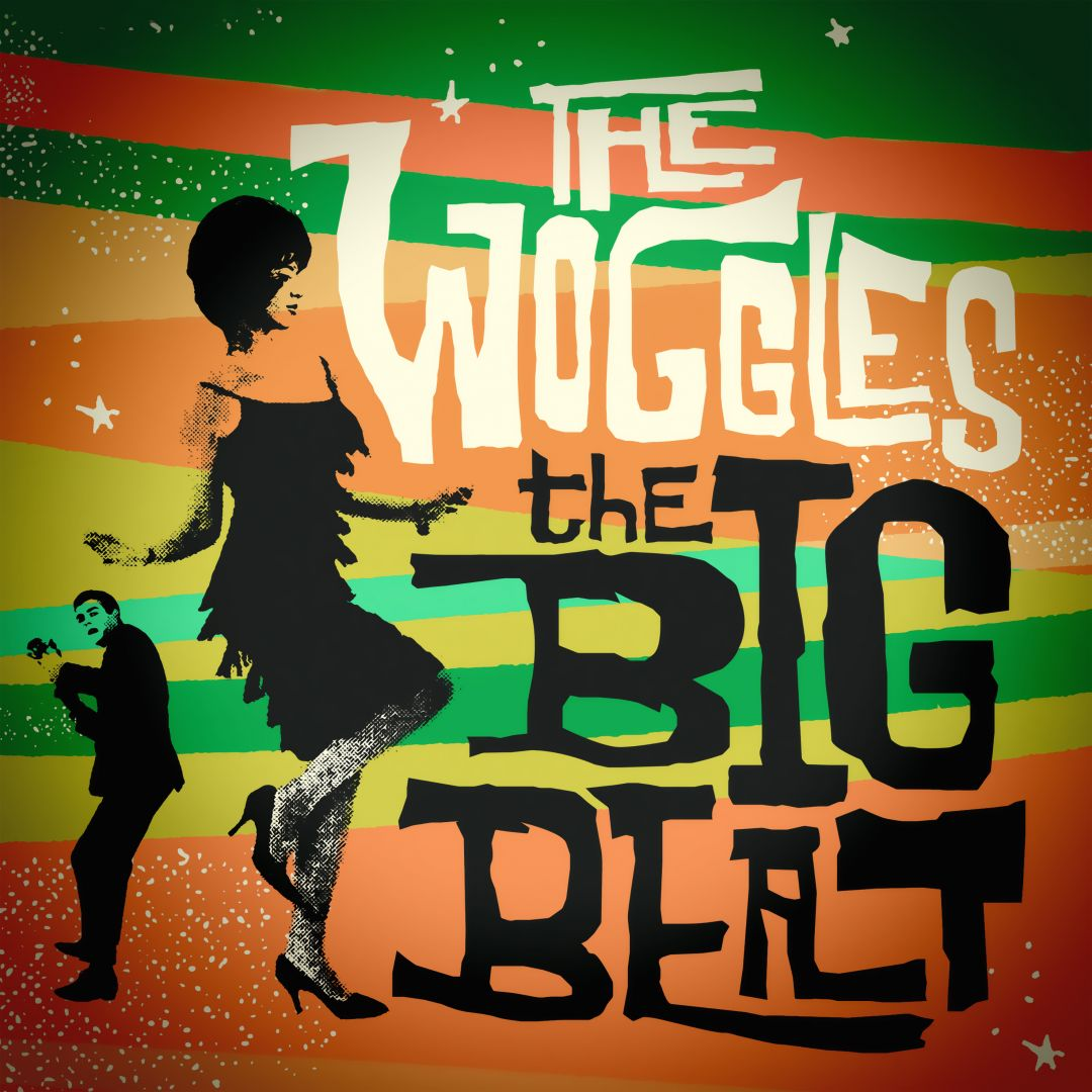 Постер The Woggles - Big Beat - Воглс - Бигбит