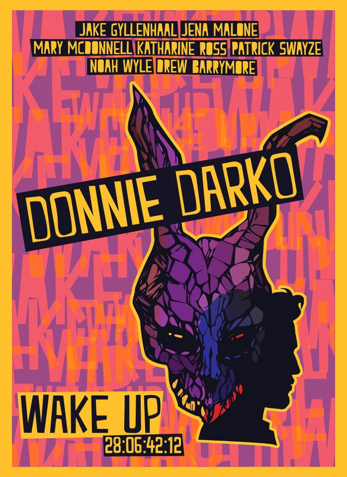 Постер Donnie Darko - Донни Дарко