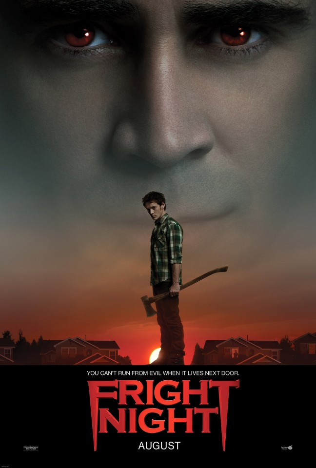Постер Fright Night - Ночь страха