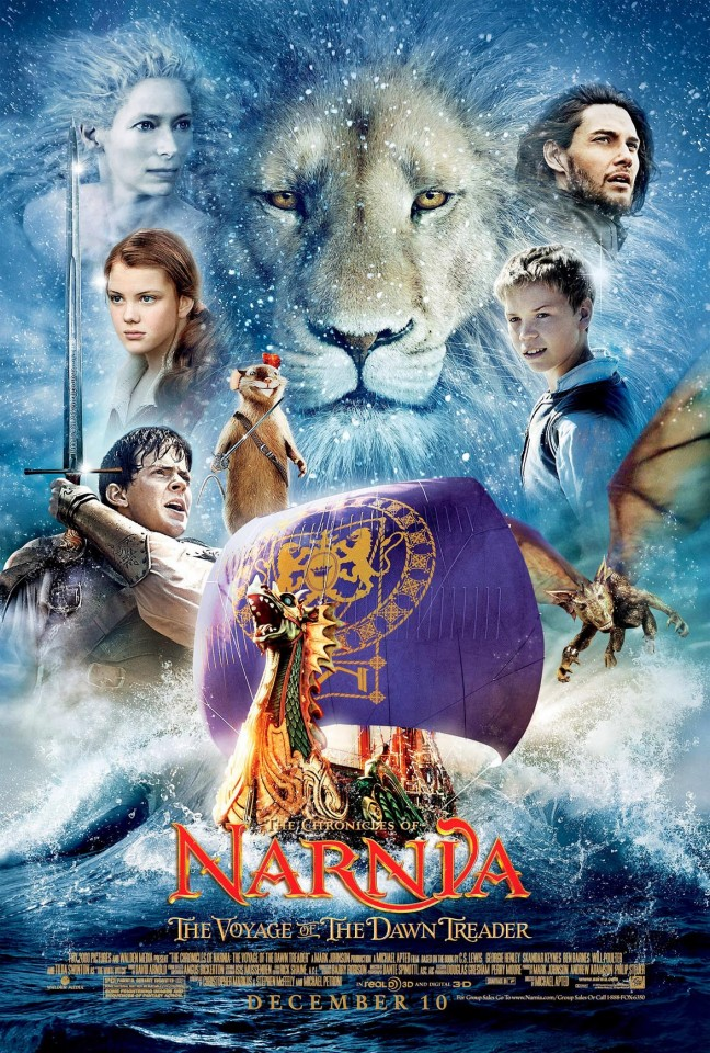 Постер The Chronicles of Narnia - Хроники Нарнии