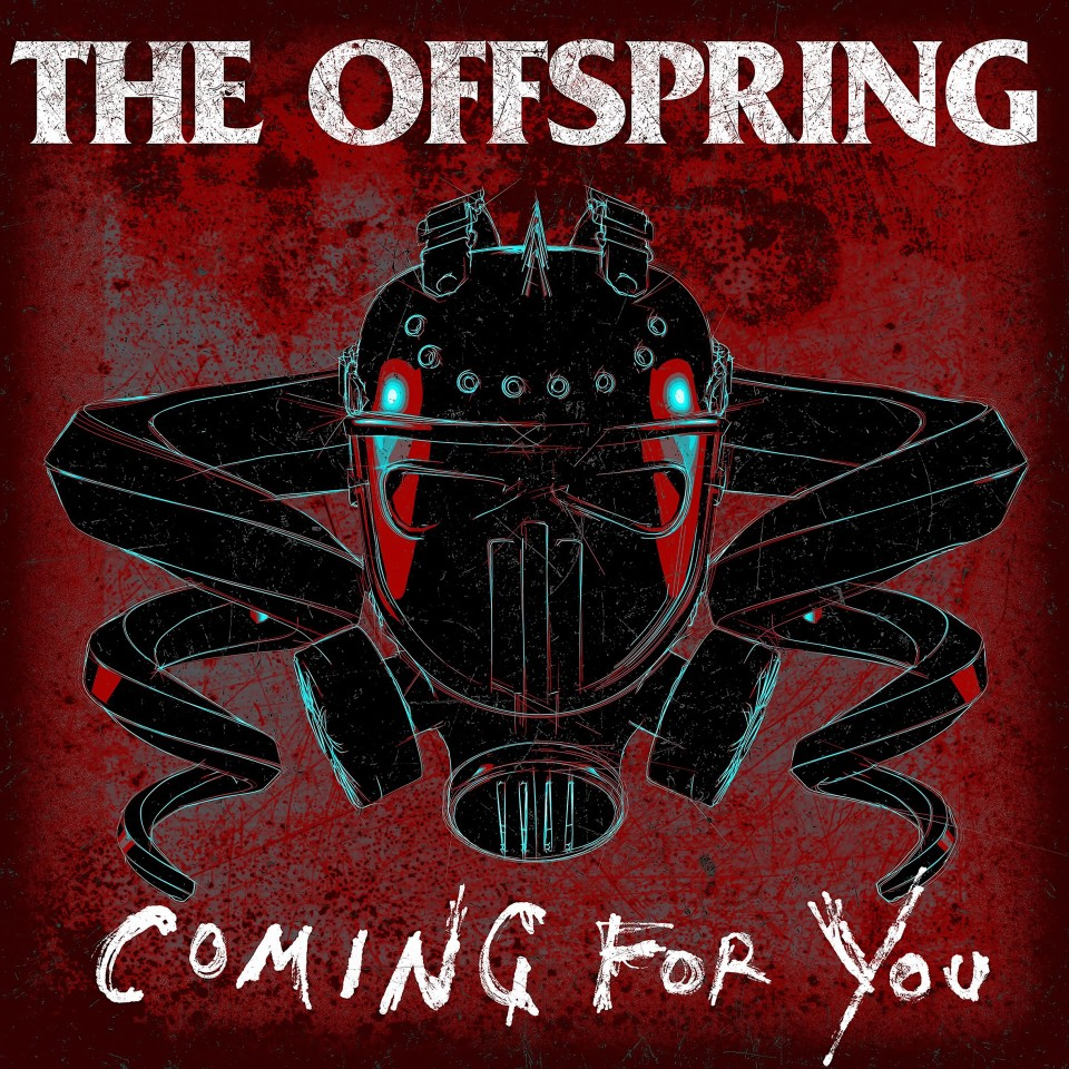 Постер The Offspring - Оффспринг