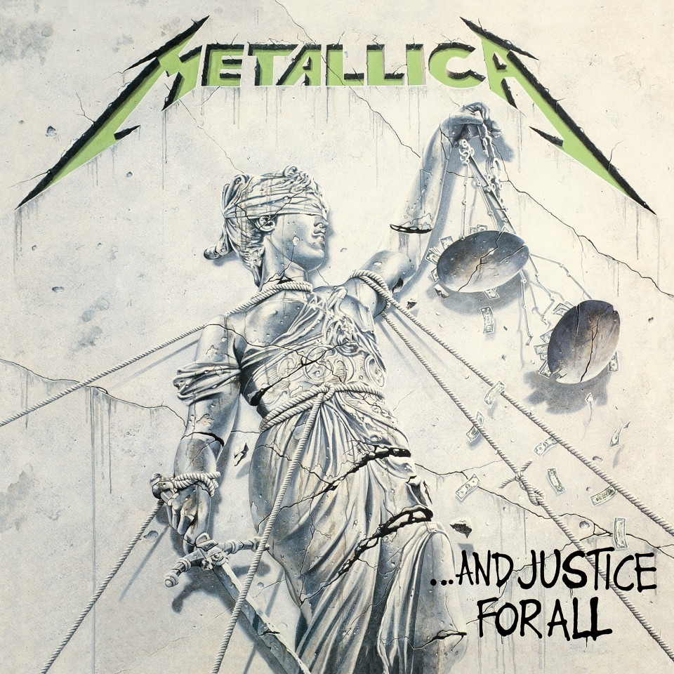 Постер Metallica - ...And Justice for All - Металлика