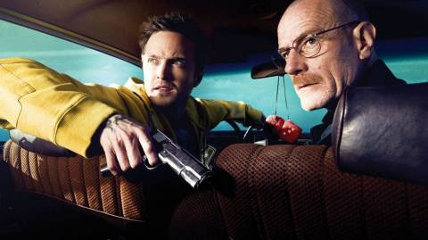 Breaking Bad - Jessie & Whalter