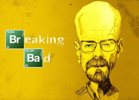 Breaking Bad Whalter White