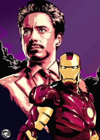 The Avengers - Iron Man