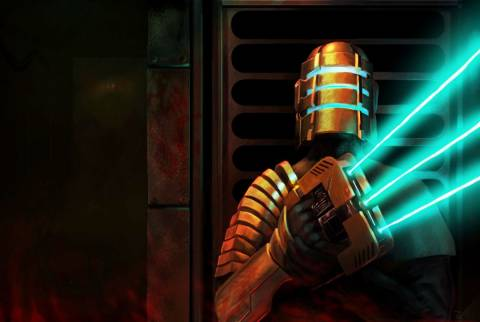 Dead Space Personage