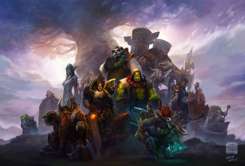 Blizzard - World of Warcraft