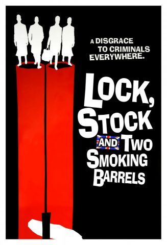 Lock, stock and two smocking barrels