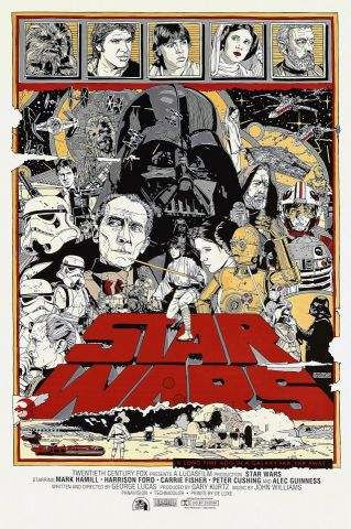 Star Wars - Poster
