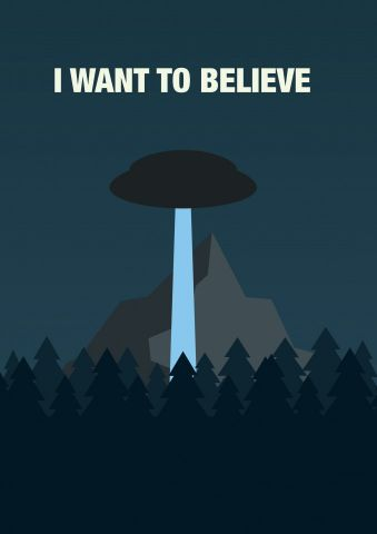 I want to Believe