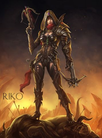 Diablo - Demon Hunter