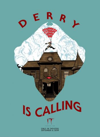 It: Chapter Two - Derry is Calling