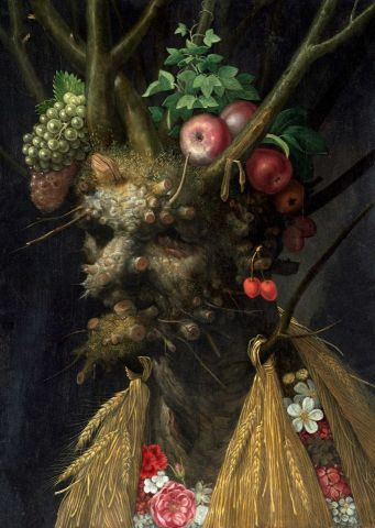Four Seasons - Giuseppe Arcimboldo