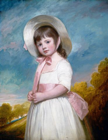 Miss Willoughby - George Romney