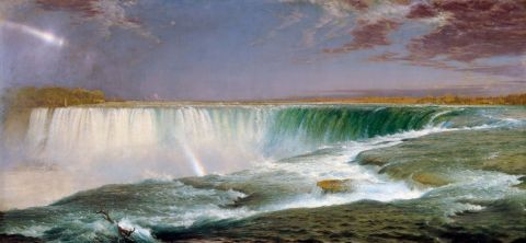 Frederick Edwin Church - Niagara