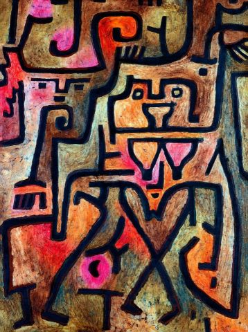 Forest Witches - Paul Klee
