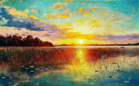 Peder Mork - Sunset