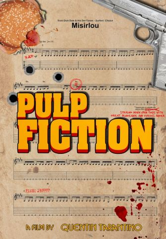 Pulp Fiction - Misirlou