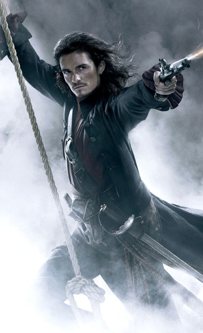 Постер Pirates of the Caribbean - Will Turner - Уилл Тернер