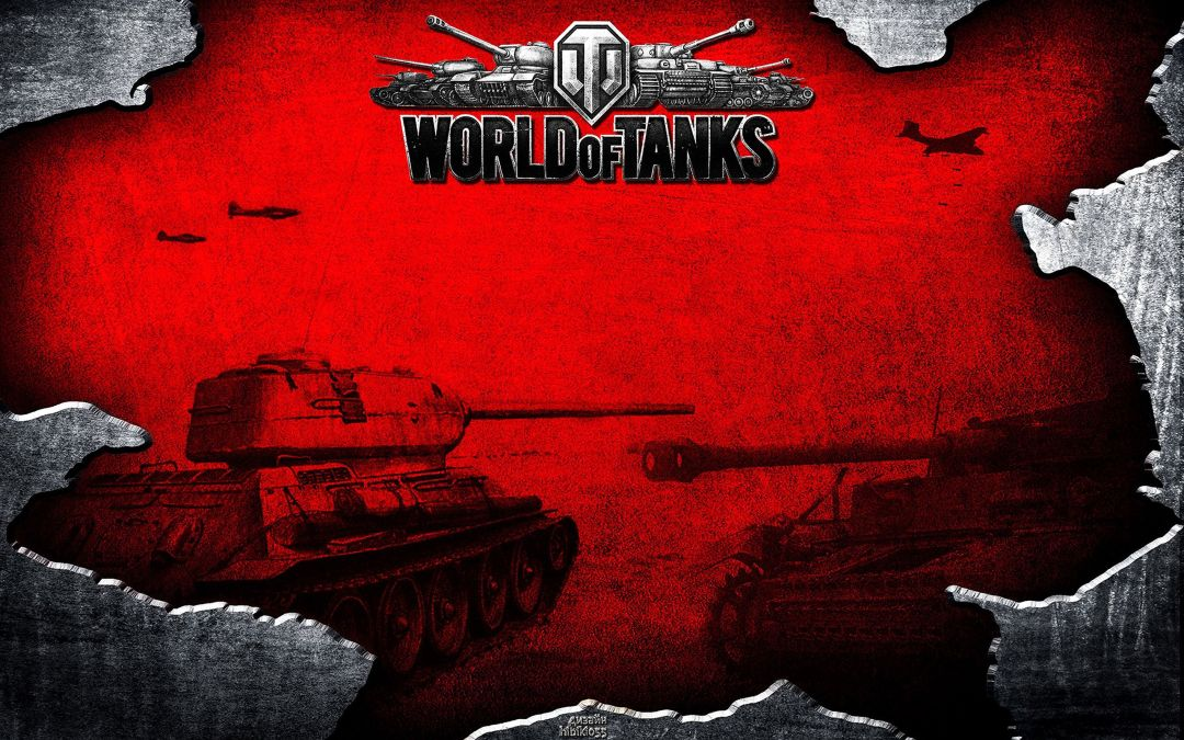 Постер World Of Tanks - Мир Танков