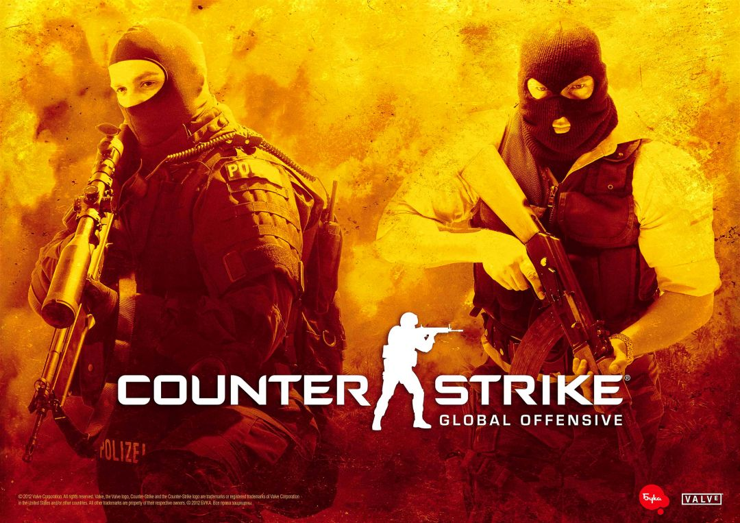 Постер Counter-Strike - Контер-Страйк