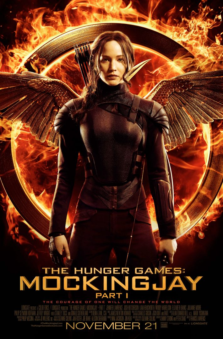 Постер The Hunger Games - Голодные игры