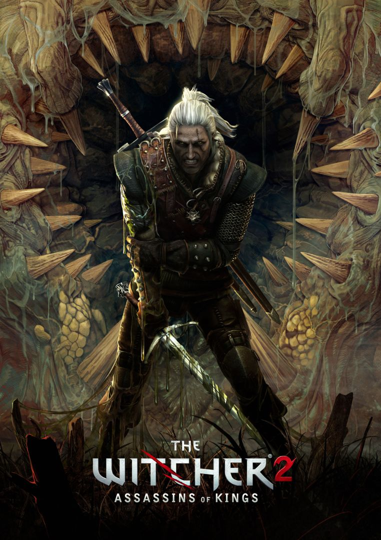 Постер The Witcher - Ведьмак