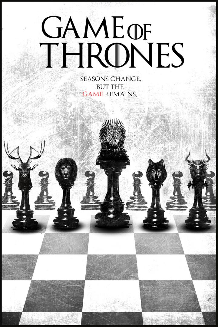 Постер Game of Thrones - Игра Престолов