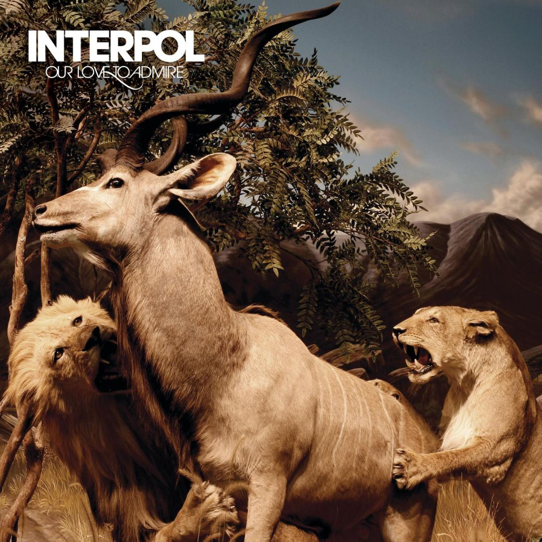 Постер Interpol - Интерпол