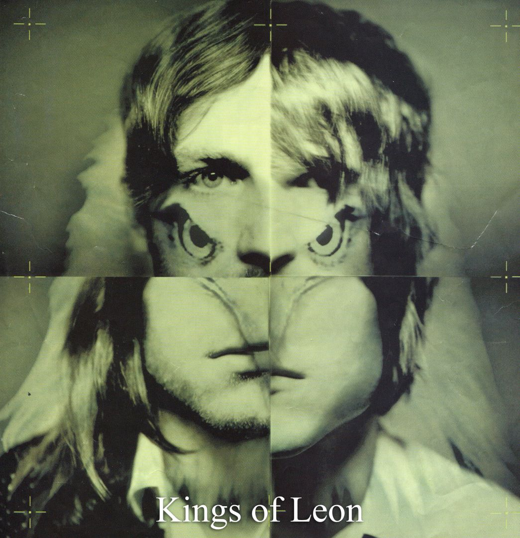 Постер Kings of Leon - Кингс оф Леон