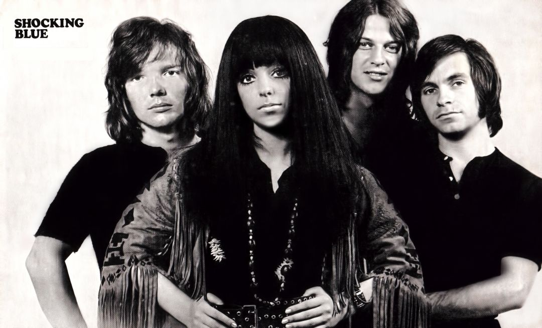 Постер Shocking Blue - Шокин Блю