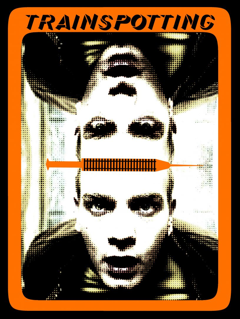 Постер Trainspotting - На игле