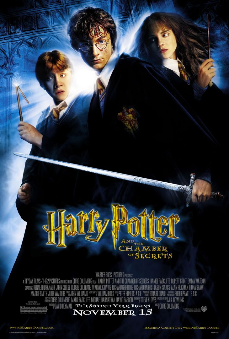 Постер Harry Potter - Гарри Поттер