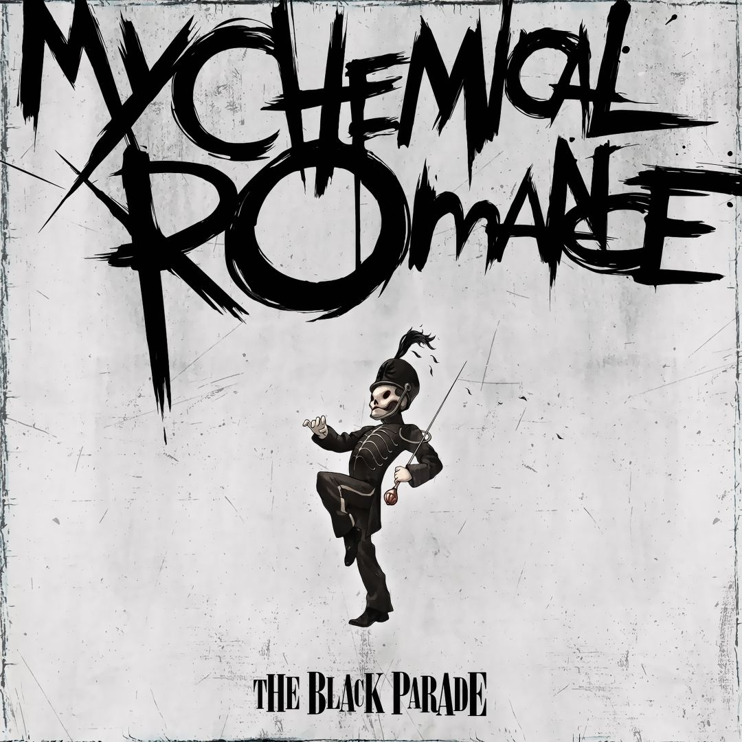 Постер My Chemical Romance - Май Кемикал Романс