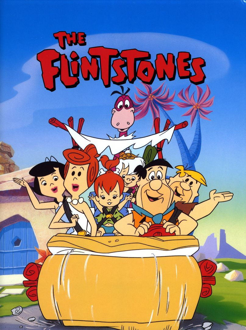 Постер The Flintstones - Флинтстоуны