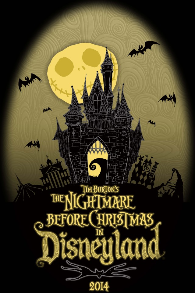 Постер The Nightmare Before Christmas - Кошмар перед Рождеством
