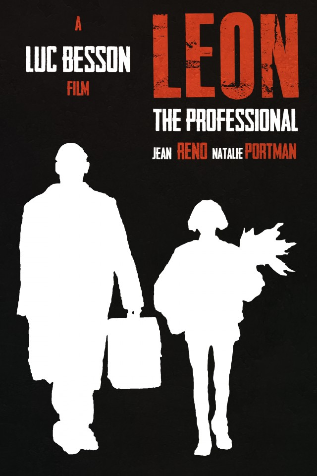 Постер Leon - The professional - Леон