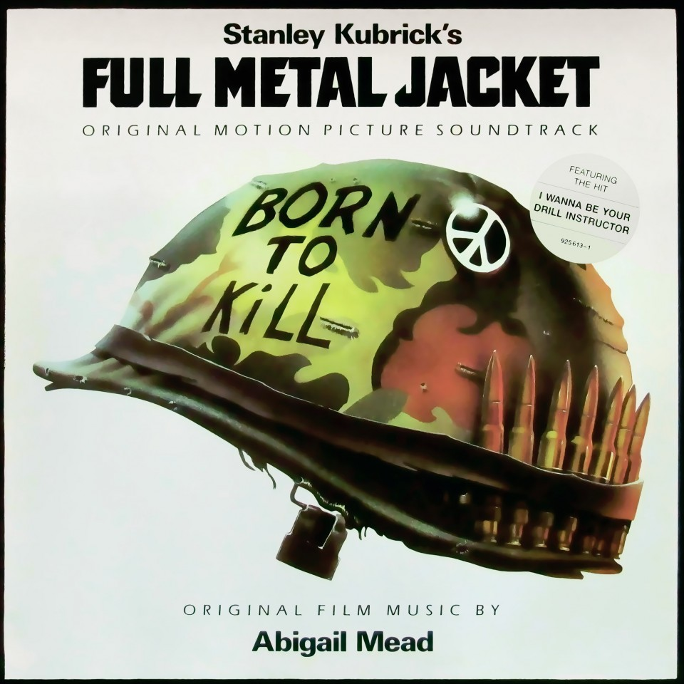 Постер Full Metal Jacket - Цельнометаллическая оболочка