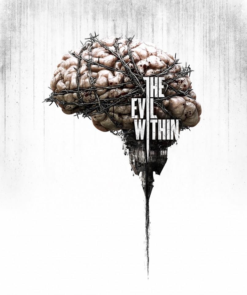 Постер The Evil Within - Зло внутри
