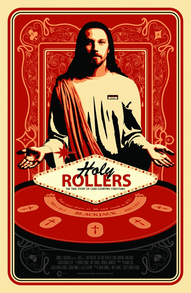 Постер Holy rollers documentary - Святые роллеры