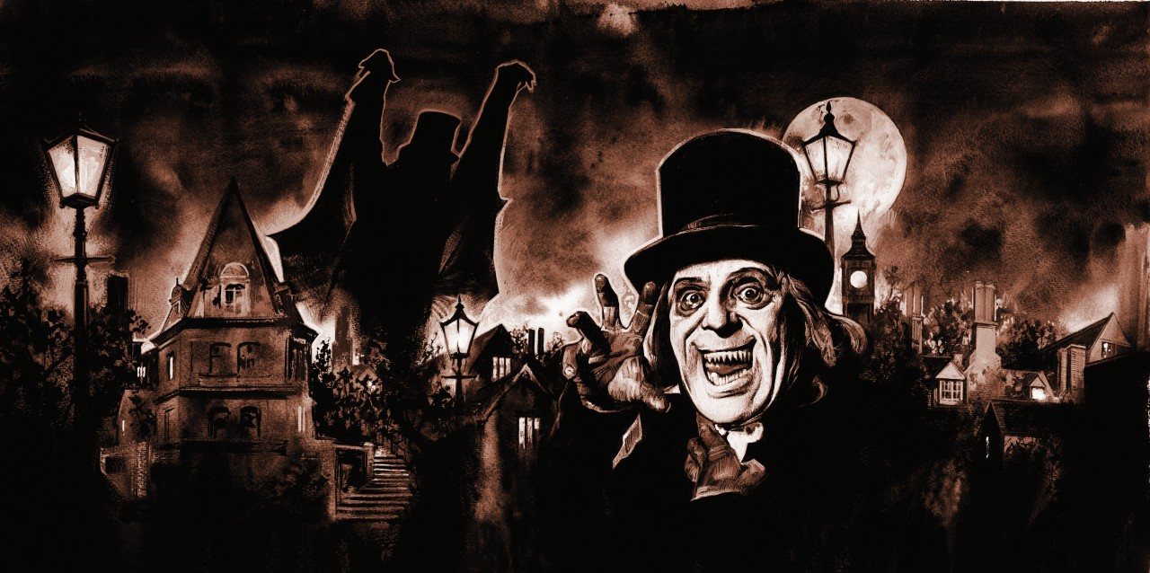 Постер London after midnight - Лондон после полуночи
