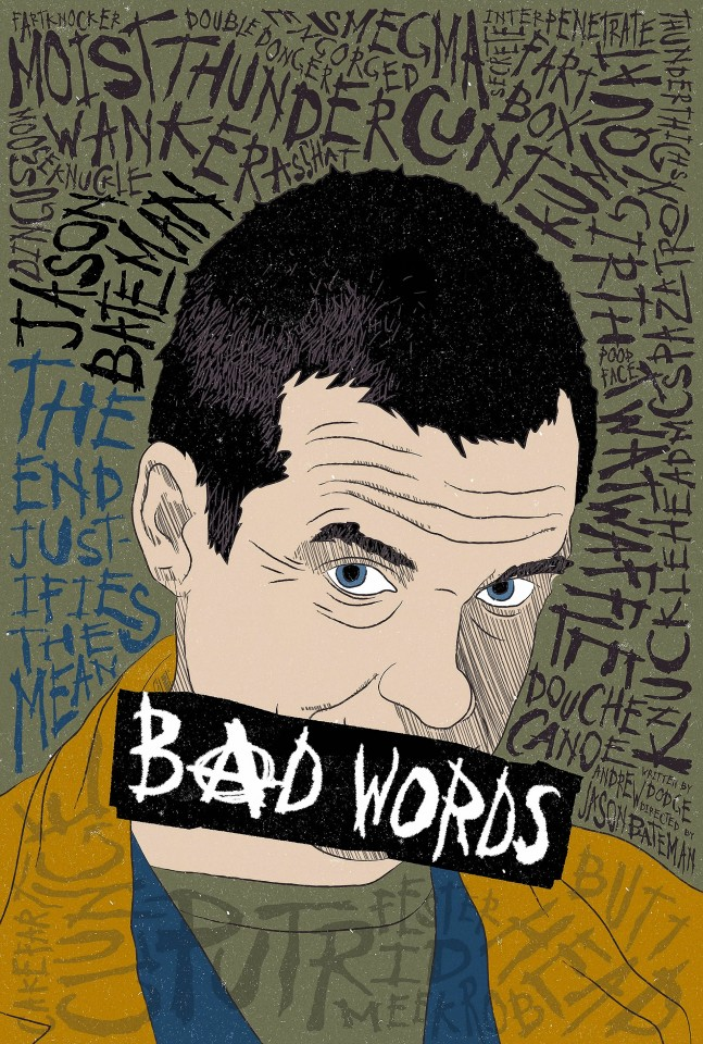 Постер Bad Words - Плохие слова