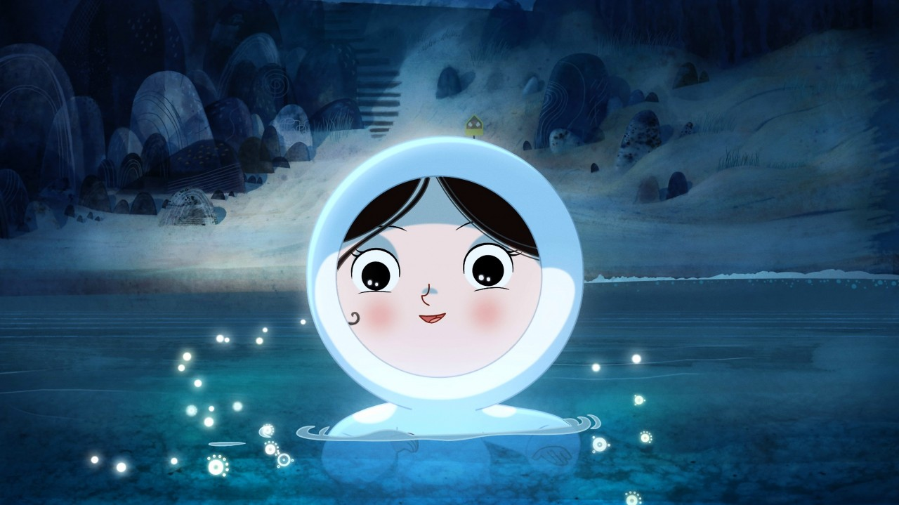 Постер Song of the Sea - Песнь моря