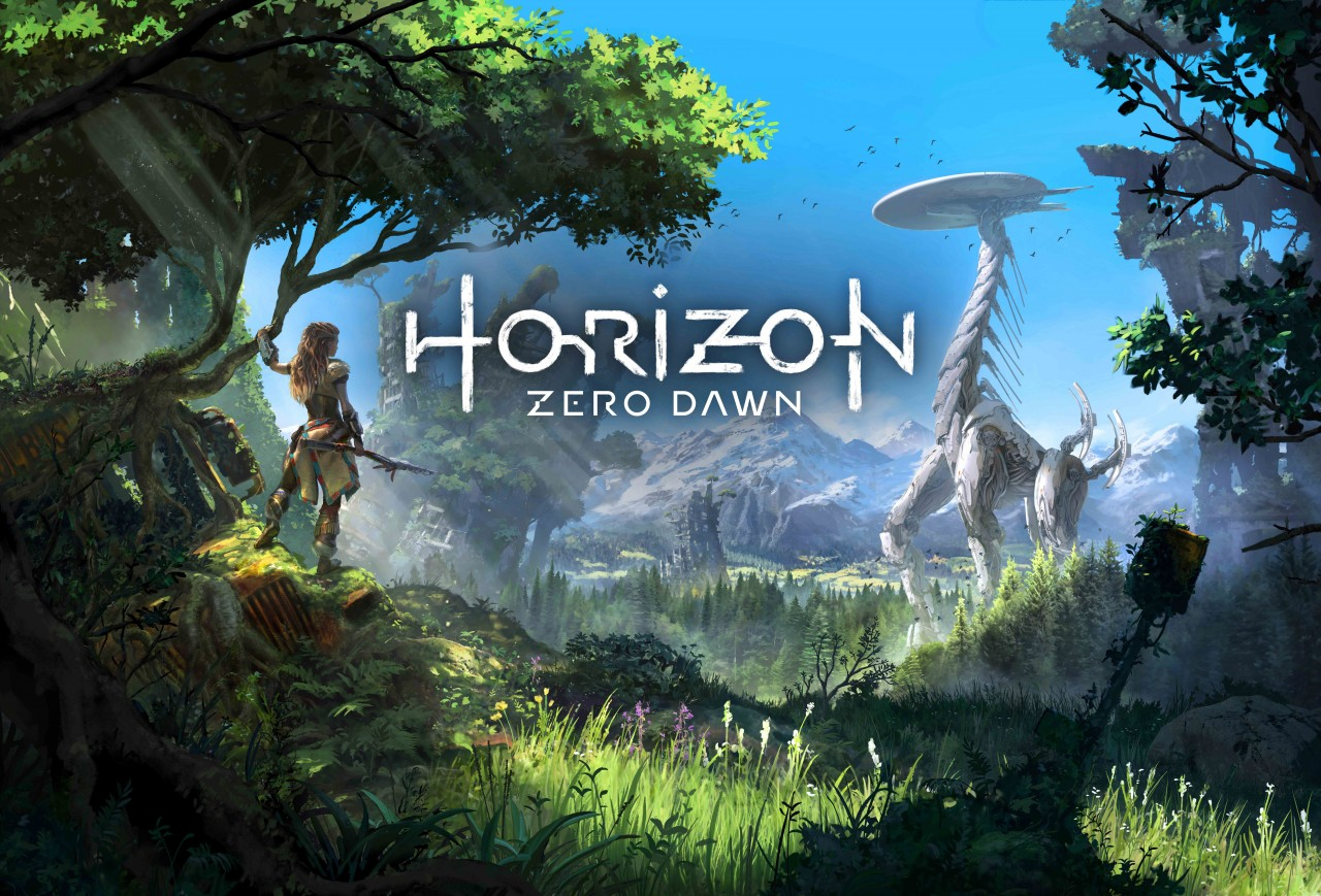 Постер Horizon Zero Dawn - Горизонт Обнуление