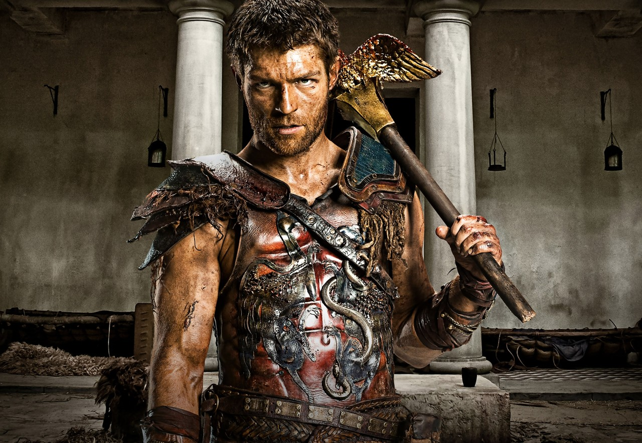 Постер Spartacus: Gods of the Arena - Спартак: Боги арены