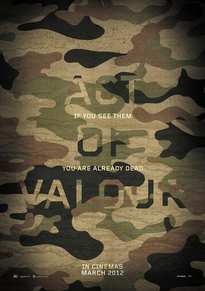 Постер Act of Valour - Закон доблести