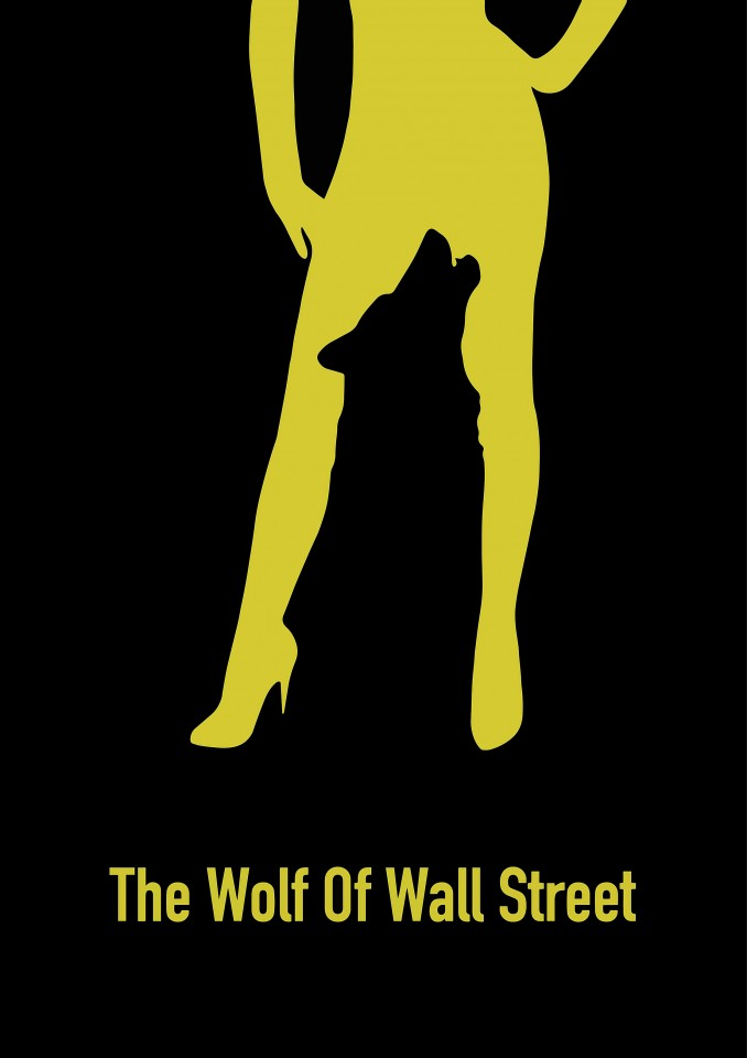 Постер The Wolf Of Wall Street - Волк С Уолл Стрит