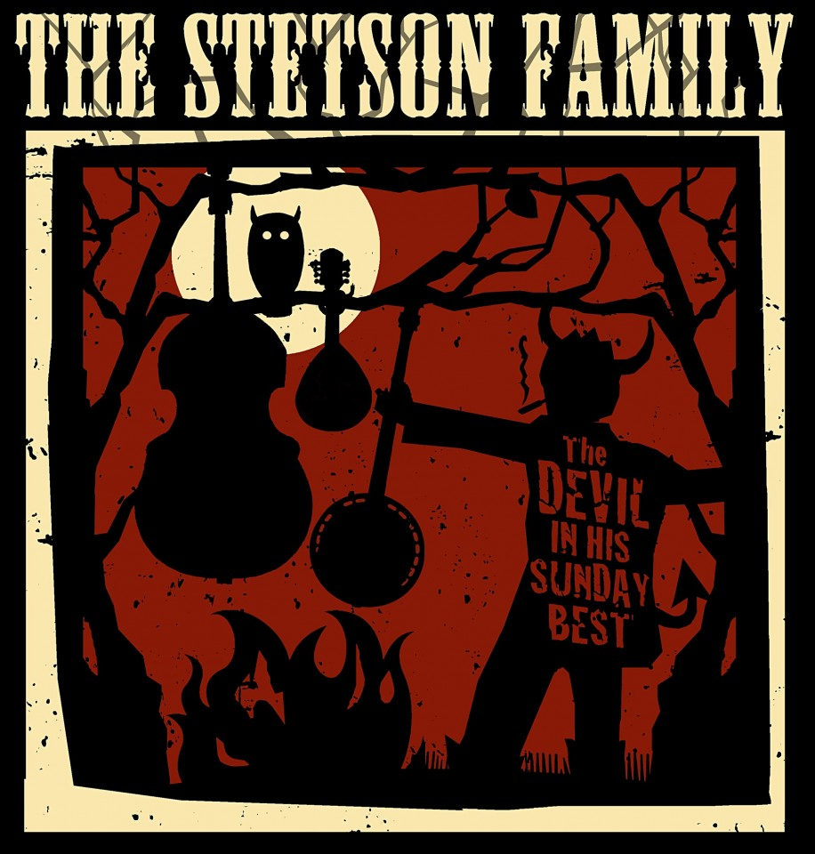 Постер The Stetson Family - Семья Стетсон