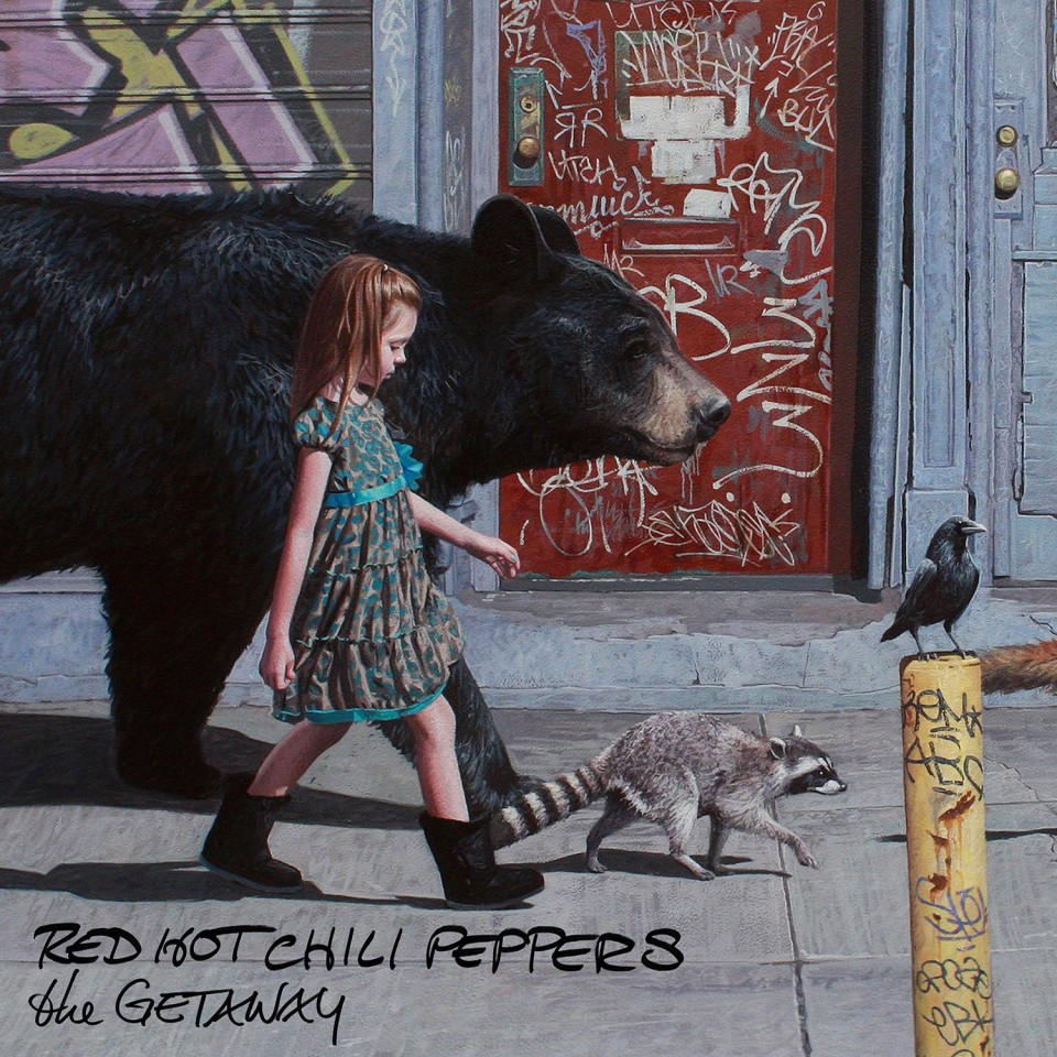 Постер Red Hot Chili Peppers - Ред Хот Чили Пеперс