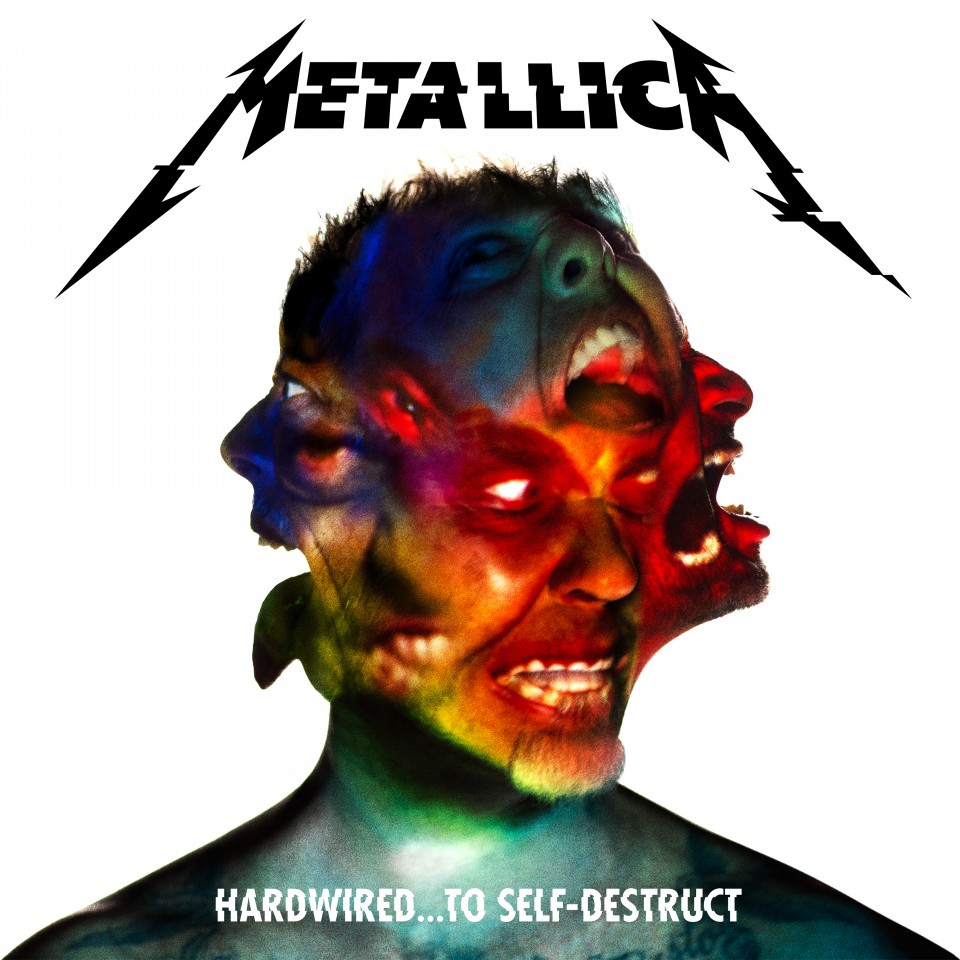 Постер Metallica - Hardwired to self destruct - Металлика